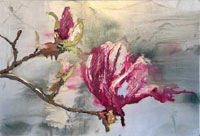 Dodds-Fluid-Magnolias-Oil-in-varnish-on-metal-leaf-122-x122cmW.jpg