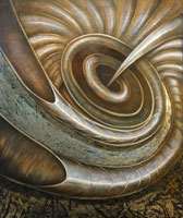 Adams-Nautilus-the-living-fossil-F-Mixed-Media-with-Metalic-Leaf-100-x119-cmW.jpg